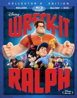 Wreck-It Ralph (Blu-ray/DVD)