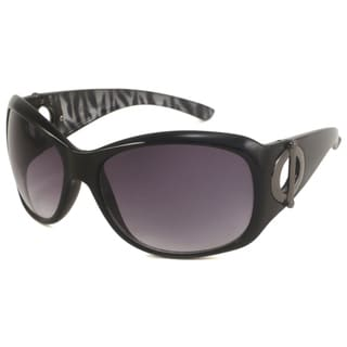Kenneth Cole Reaction KC1157 Women's Plastic Wrap Sunglasses