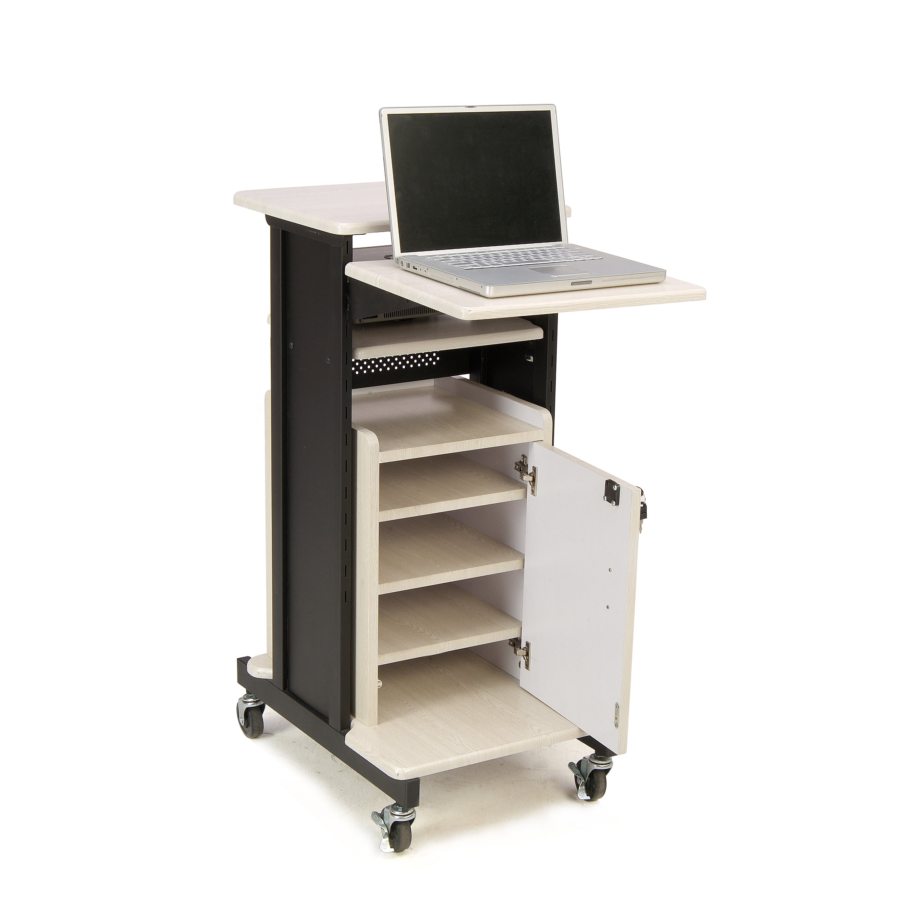 Oklahoma sound corporation Premium Plus Presentation Cart at Sears.com