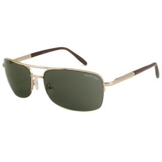 Kenneth Cole Reaction KC1149 Men's Aviator Sunglasses