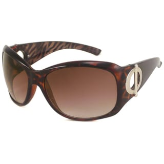 Kenneth Cole Reaction KC1157 Women's Wrap Sunglasses