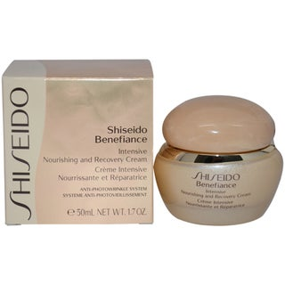 Shiseido Benefiance Intensive Nourishing and Recovery Cream