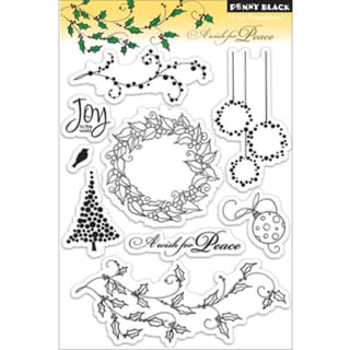 Penny Black 'A Wish for Peace' Clear Stamps