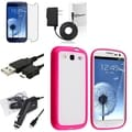 BasAcc Case/ Protector/ Cable/ Chargers for Samsung Galaxy S III/ S3
