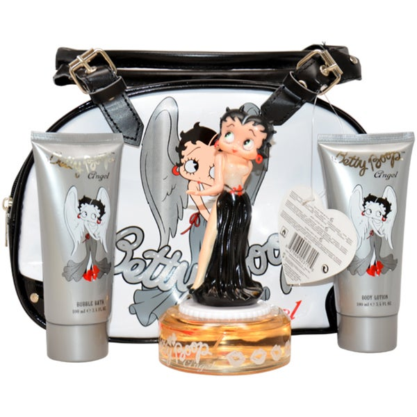 Betty Boop Angel Women's 4-piece Gift Set