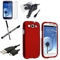 BasAcc Case/ Protector/ Cable/ Charger for Samsung Galaxy S III/ S3
