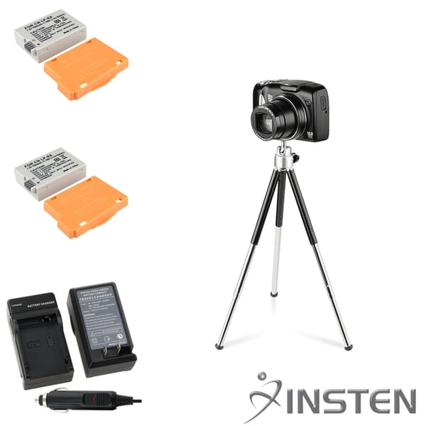 BasAcc Battery Charger/ Li-ion Battery/ Tripod for Canon EOS 550D