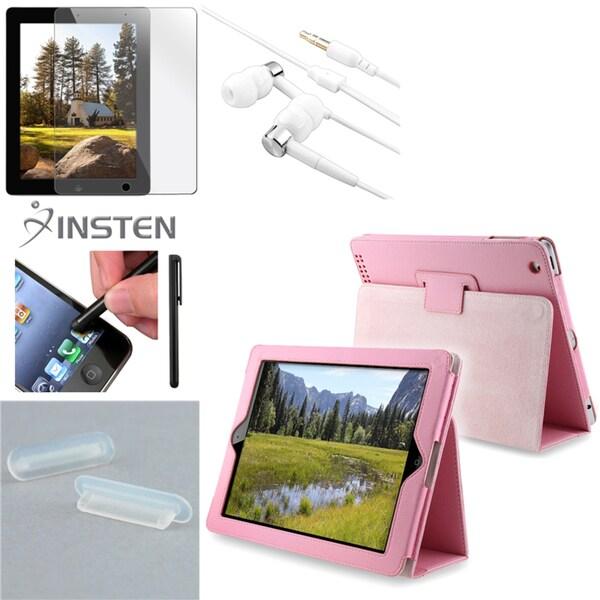 BasAcc Case/ Protector/ Stylus/ Headset/ Dock Plug for Apple iPad 2/ 3