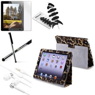 BasAcc BasAcc Case/ Protector/ Stylus/ Headset/ Wrap for Apple iPad 2/ 3/ 4