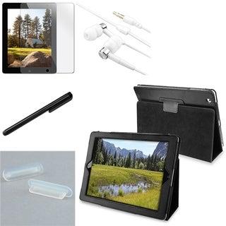 BasAcc Case/ Protector/ Stylus/ Dock Plug/ Headset for Apple iPod 2/ 3