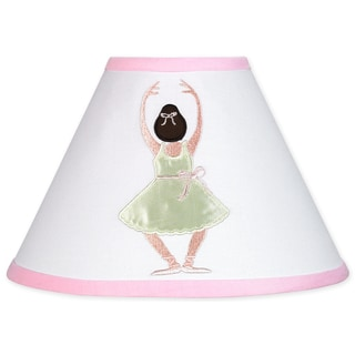 Sweet JoJo Designs Ballet Dancer Ballerina Lamp Shade