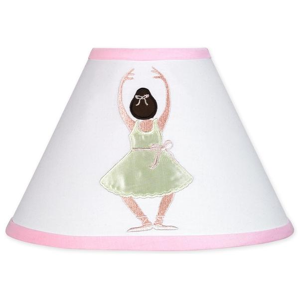 Sweet JoJo Designs Ballet Dancer Ballerina Lamp Shade