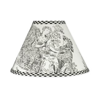 Sweet JoJo Designs French Toile Lamp Shade