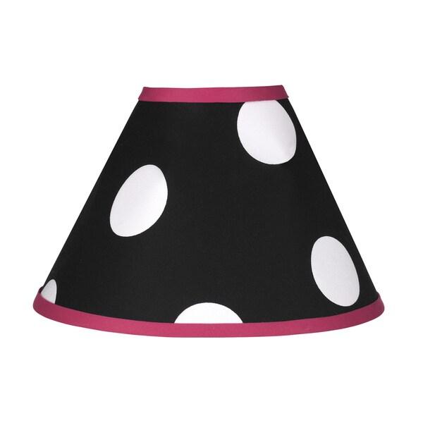 Sweet JoJo Designs Hot Dot Lamp Shade