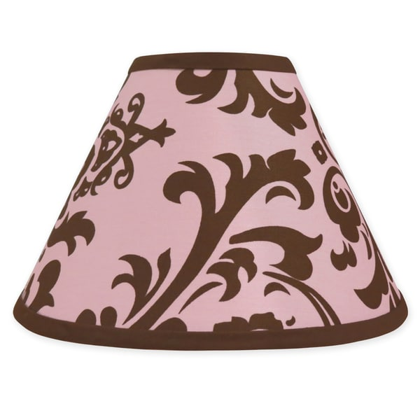 Sweet JoJo Designs Nicole Lamp Shade Sweet Jojo Designs Nursery Lamps