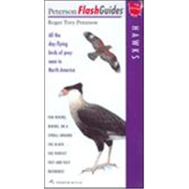 Peterson Books Flash Guide Hawks Book