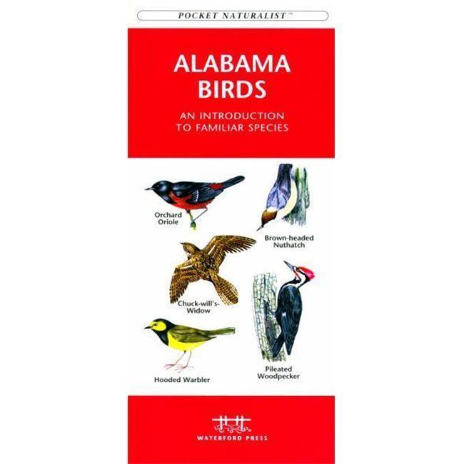 Alabama Birds Book