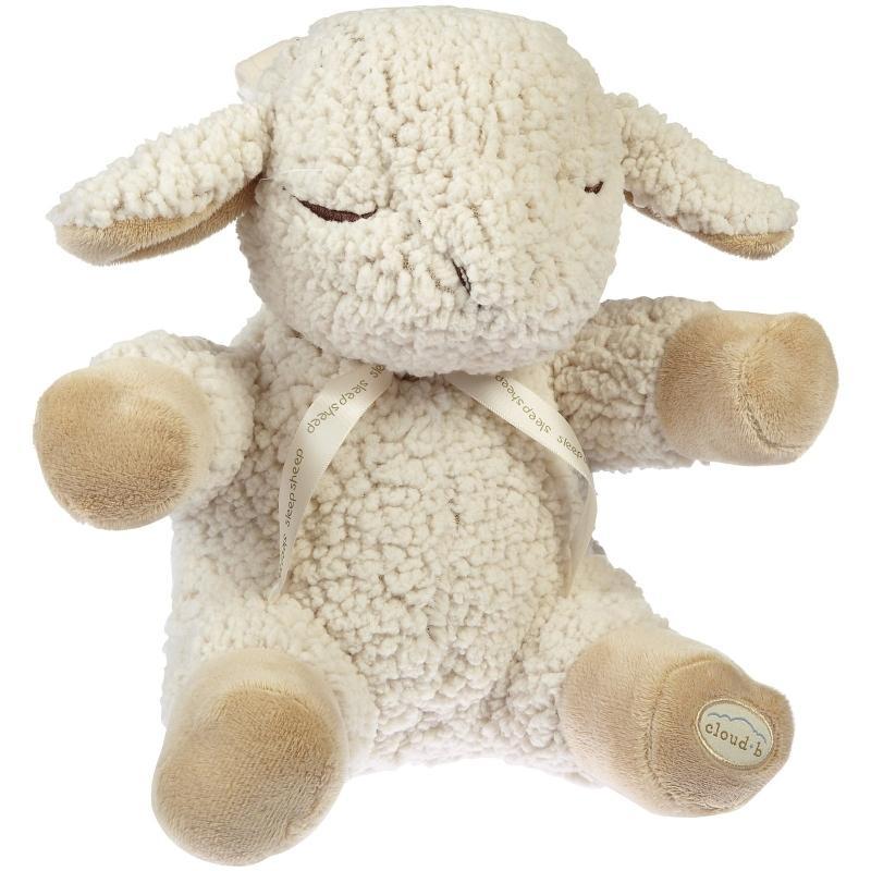 Cloud B Sleep Sheep Plush Soothing Sound Machine