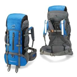 High Peak Everest 60 + 10 Internal Frame Backpack
