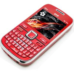 SVP IPro I6 Dual SIM Unlocked Red Cell Phone