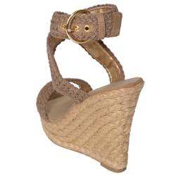Journee Collection Women's 'Jojo-s' Espadrilles Wedge Sandals