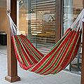 Cotton &#39;Amazon Slumber&#39; Hammock (Brazil)