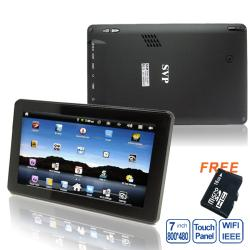 SVP TPC7901 7-inch Tablet with 16GB microSD Card