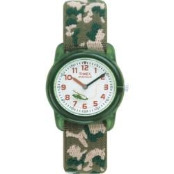 Timex Boy's Camouflage Stretch Band Watch
