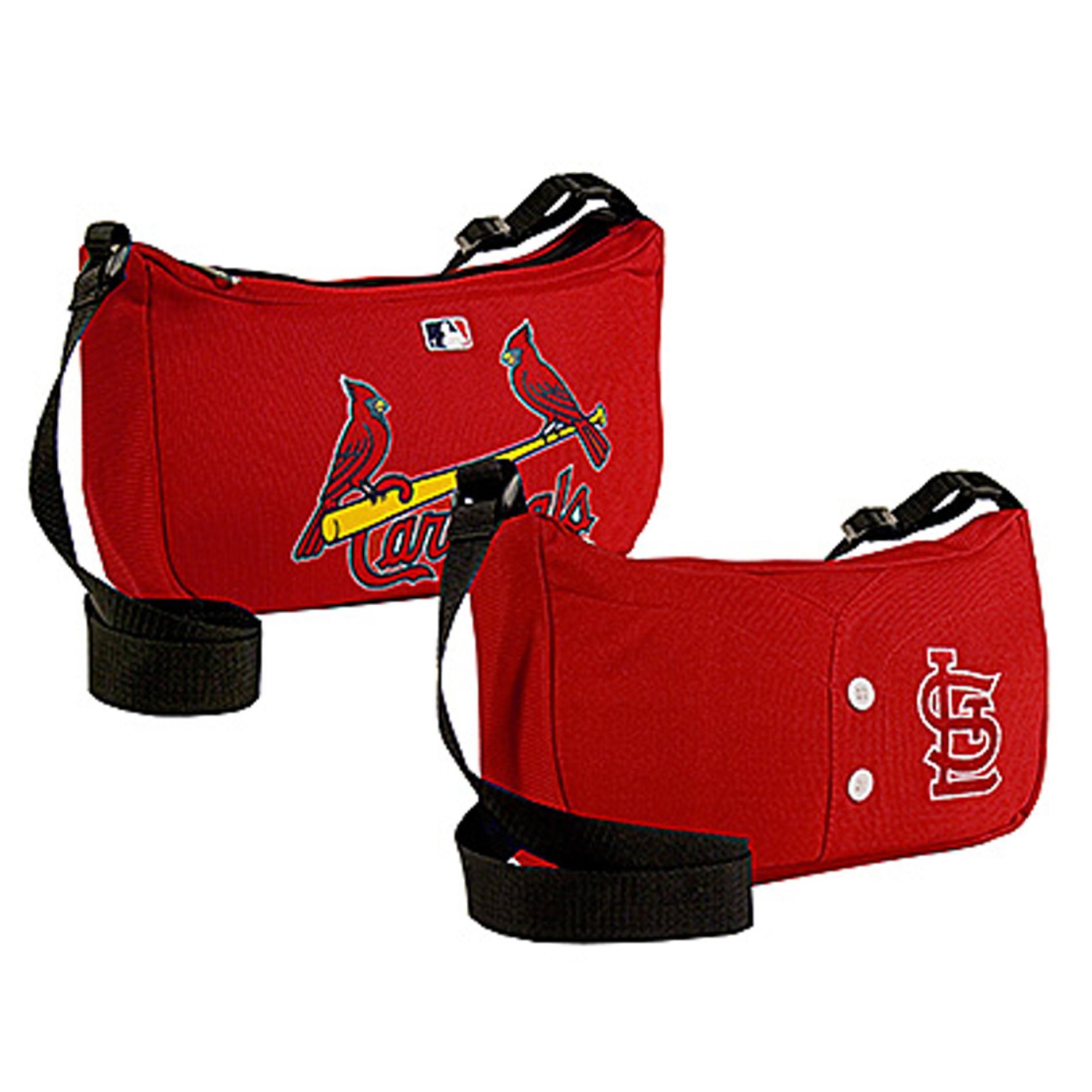 St. Louis Cardinals Jersey Purse