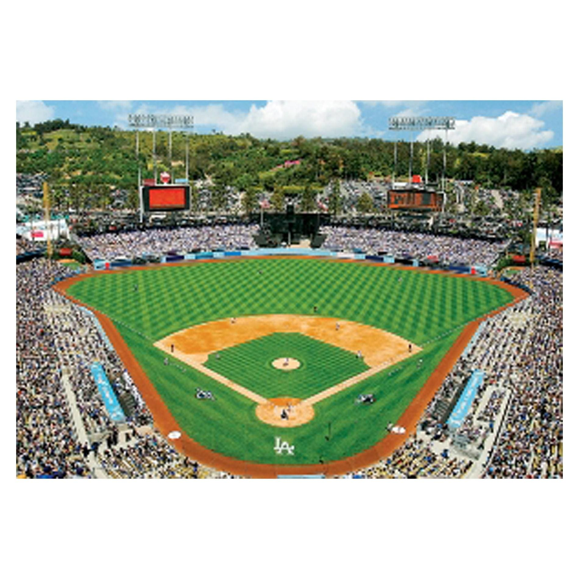 Los Angeles Dodgers MLB 500-piece Puzzle