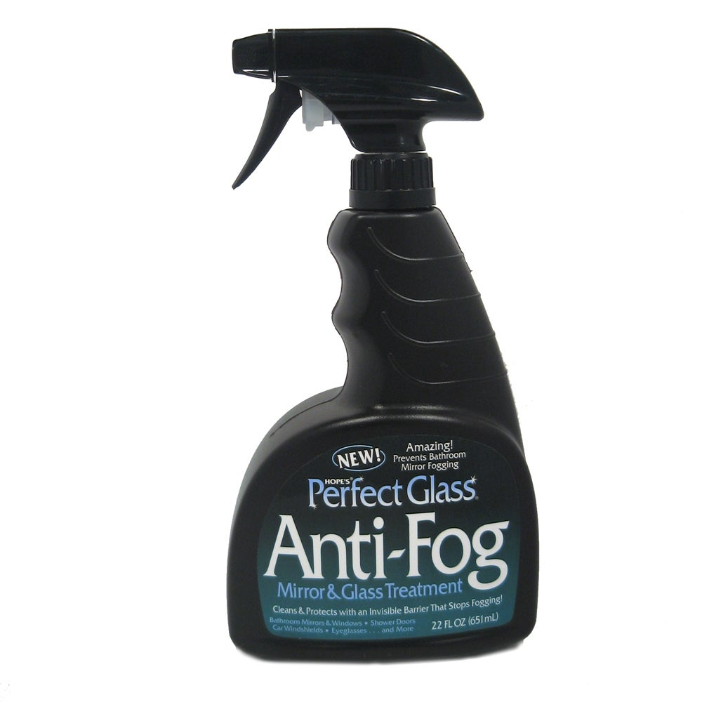 Hope's Perfect Glass Anti-Fog Pump Spray (Pack of 2)