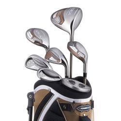 Adams Women's A7OS 7-piece Bronze Golf Starter Set