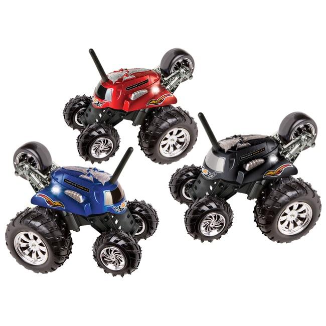 Blue Hat Toy Company Thunder Tumbler RC Car