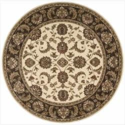 Summerfield Ivory Rug (5'6 Round)