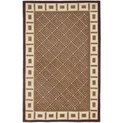 Safavieh Handmade New Zealand Wool Passage Beige Rug (8'3 x 11')