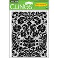 Hero Arts 'Classic Fabric Design' Cling Stamps