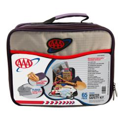 65-piece AAA Winter Safety Automotive Kit