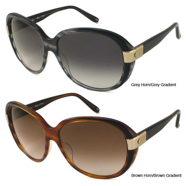 Chloe Women's CL2211 Round Sunglasses