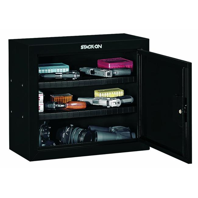 Stack-On Steel 2-shelf Pistol/ Ammo Cabinet Gun Safe at Sears.com