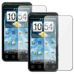 Screen Protector for HTC EVO 3D (Pack of 2)
