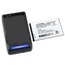 Battery Charger/ Battery for Motorola Atrix MB860 4G