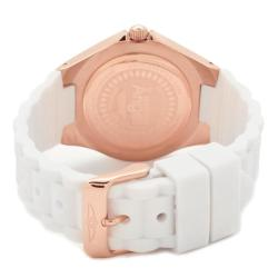 Invicta Women's Angel White Dial White Silicon Watch