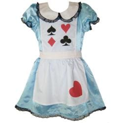 Ann Loren Girls Alice in Wonderland Halloween Costume