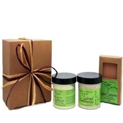 Karess Krafters Spiced Cranberries Deluxe Gift Set