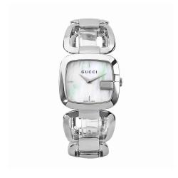 Gucci Women's YA125404 'G-Class' Stainless Steel Watch