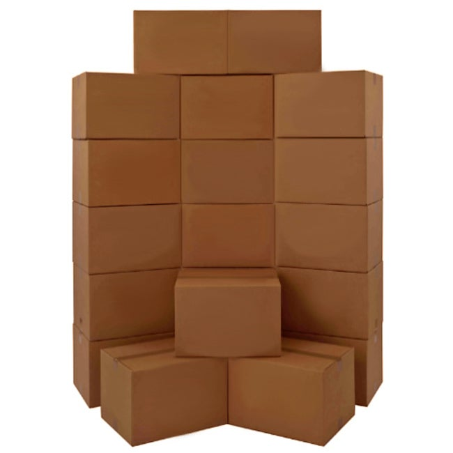 Medium Moving Boxes (Case of 20)