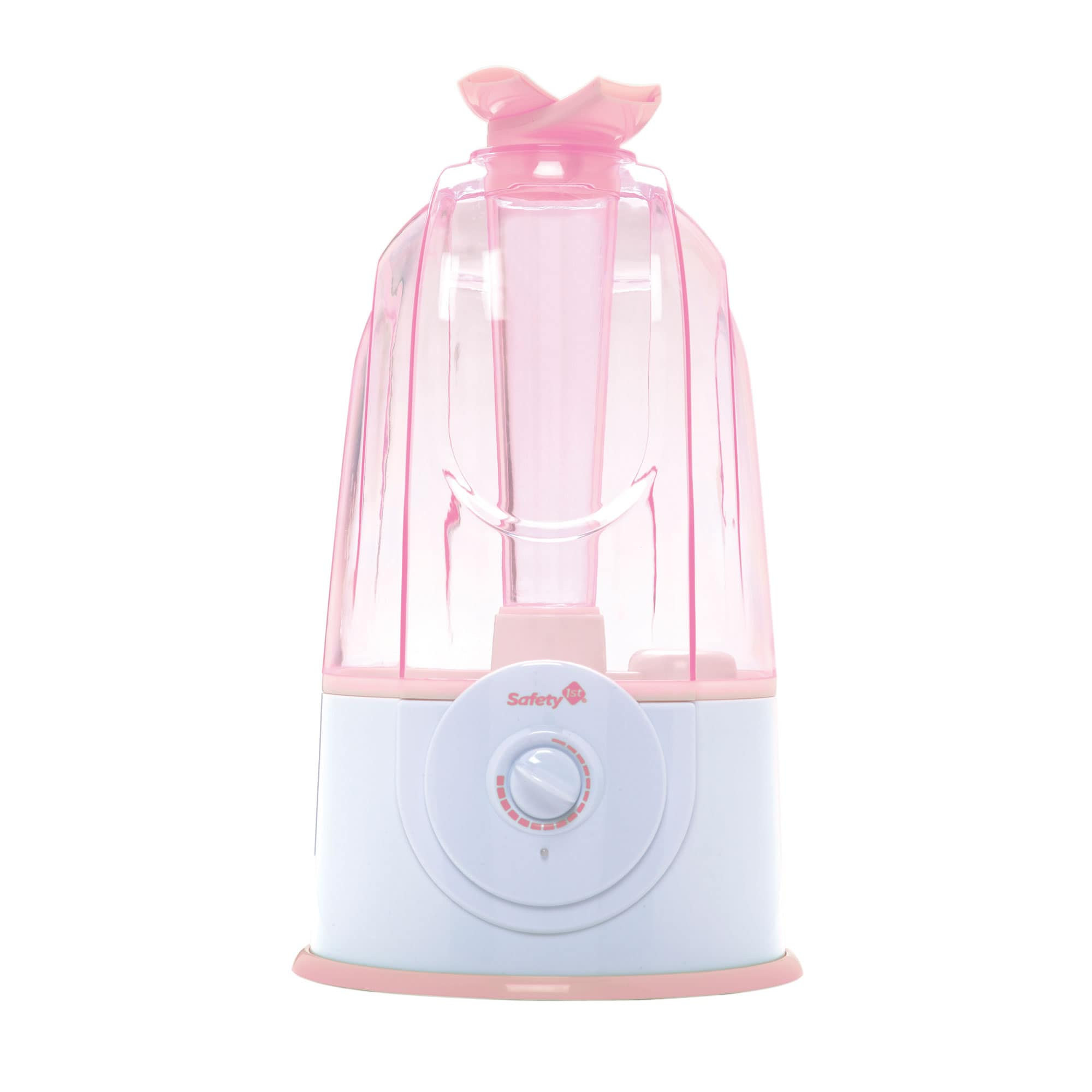 Safety 1st Ultrasonic 360-degree Pink Humidifier
