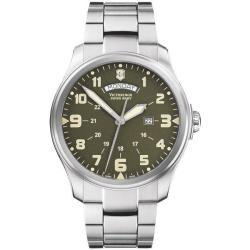 Swiss Army Men's 'Infantry' Vintage Day Date Watch