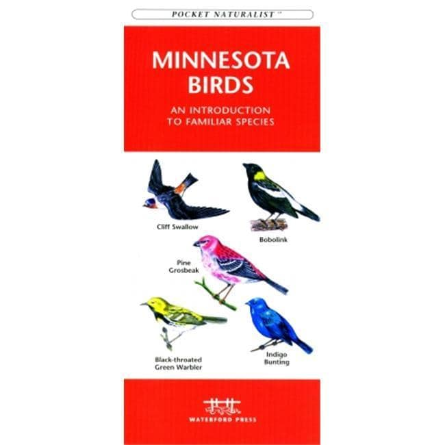 Minnesota Birds Book