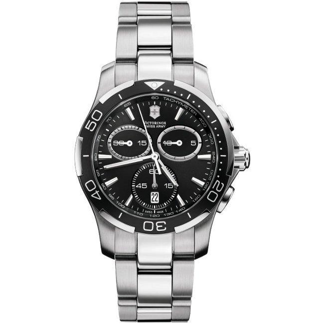 Swiss Army Men's 'Alliance Sport Chrono' Stainless Steel Quartz Chronograph Watch